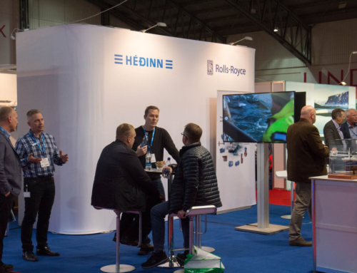 Icelandic Fisheries Exhibition a success for Hedinn's products and services