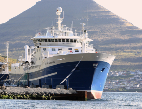 "Hedinn plays a part in the ""world's most profitable fishing vessel"""